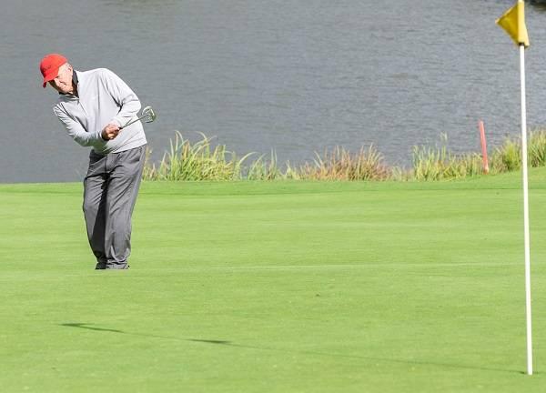 Distance Golf Challenge
